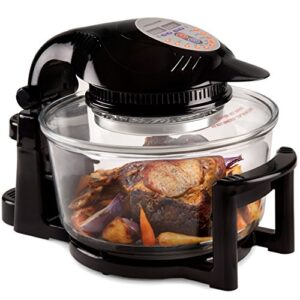 Andrew James 12 Litre Halogen Oven with Hinged Lid