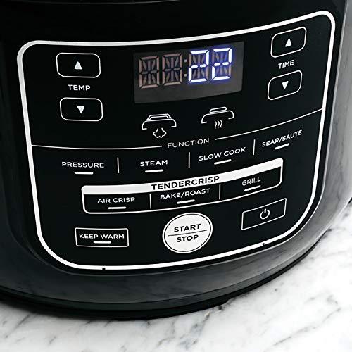 Ninja OP300UK Foodi Pressure and Multi-Cooker
