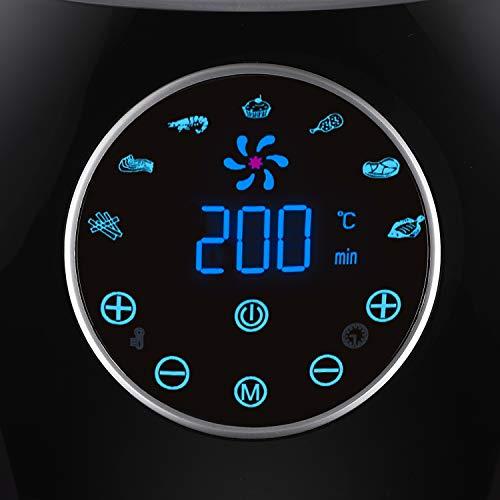Pro Breeze 4.2L Air Fryer 1400W with Digital Display